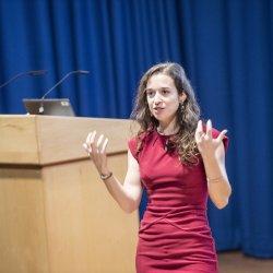 Dr Emily Grossman, science communicator, author