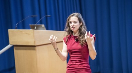 Dr Emily Grossman, science communicator, author