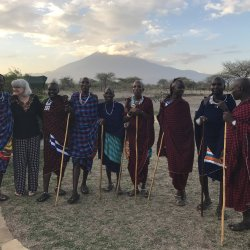 Massai Warriors