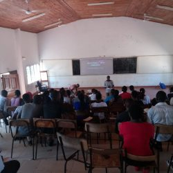 Pwani University workshop