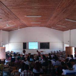 A workshop at Pwani University