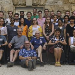 Applied Molecular Microbiology Summer School 2018 attendees