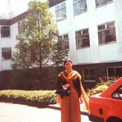 Renu Swarup at the John Innes Centre
