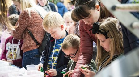 Public Engagement at Norwich Science Festival 2019