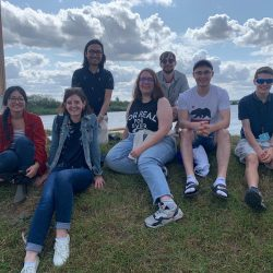 Lab trip to the Norfolk Broads 2019