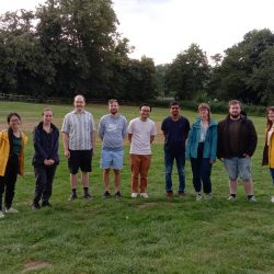 Seung Lab trip to Whitlingham Broad - 2021